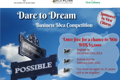 Dare to Dream Business Idea Competition