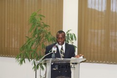 Presentation Ceremony for the Certificate in Penology and Criminology