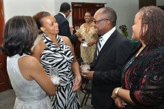 The Cave Hill School of Business-UWI Alumni Network Dinner and Fund-raiser 2013