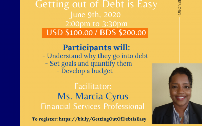Getting Out of Debt Workshop