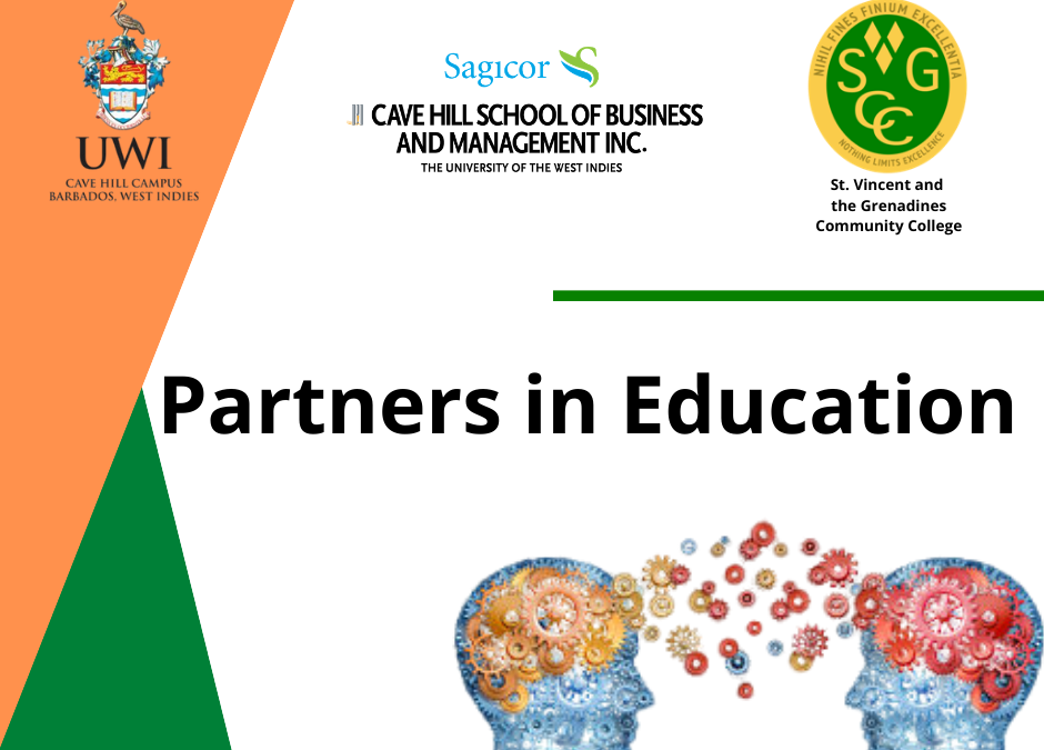 St. Vincent and the Grenadines Community College – Partners in Education